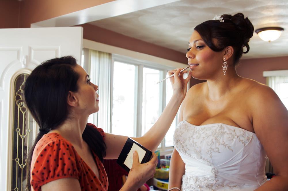 Allison Barbera makeup artist
