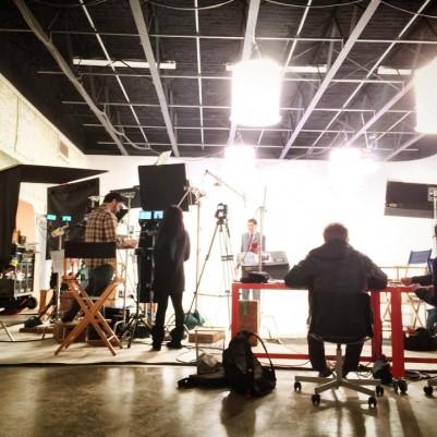 Boston corporate shoot