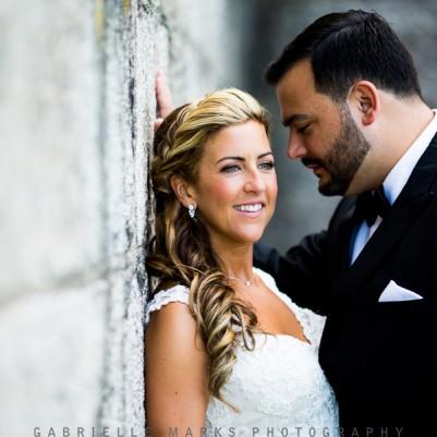 Newport wedding hair and makeup