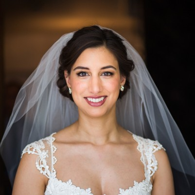 Newport Rhode Island bridal makeup and hair