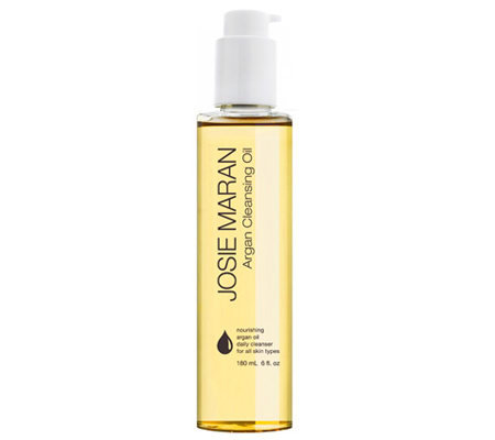 Josie Maran Argan Oil, oil cleanser