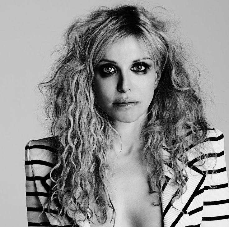 Courtney Love, Courtney Love makeup, Courtney Love eyeliner
