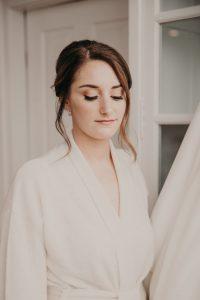 Newport RI wedding makeup